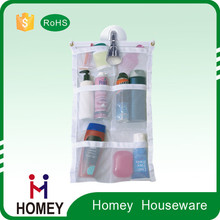 2015 competitive price hot sell hanging mesh bag organizer