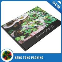 2015 Guangzhou manufacture customize printing hardcover photo books