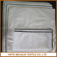 Wholesale handmade linen/cotton fabric cushion cover for office chair and sofa