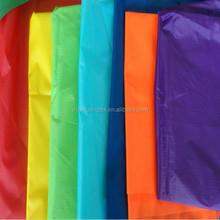Parachute fabric- PU/SILICON coated nylon rip stop fabric