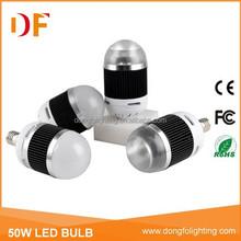 aluminum alloy lamp body 5000LM high power led bulb