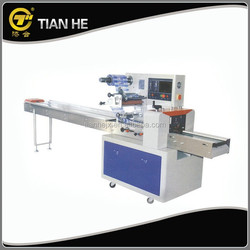 Efficiency Automatic 40 - 400bags Every Minute Flow Packing Machine