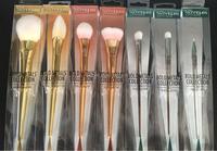 Nylon Hair Goat 7pcs Cosmetic Brushes Professional Makeup Brush