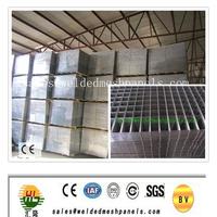 Galvanized steel reinforcement floor heating Welded Wire Mesh panel