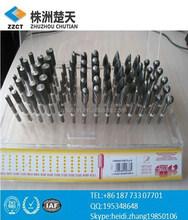 Tungsten Carbide Rotary Burrs, Carbide Rotary Files, Carbide burrs