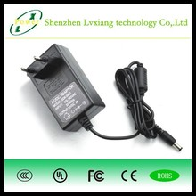 30W Universal wall-mounted plug in 110V/220V switching AC-DC adapter 5V 6V 9V 12V 15V 18V 24V 25V