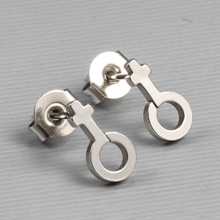 Fashion Titanium Accessories For Making Earrings