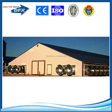 Poultry farm small poultry house