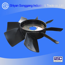 Auto parts Dongfeng truck parts fan assembly 1308ZB7C-001