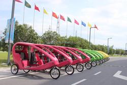pedicab rickshaw with PAS for passengers 300K-06
