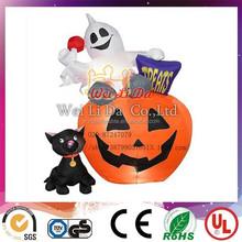 inflatable halloween ghost,inflatable pumpkin