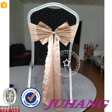 SASH BOW FOR WEDDING CHAIR COVERS DECORATION