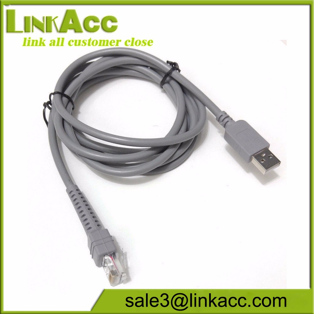 Cba U01 S07zar Usb Cable For Symbol Buy Bar Code Scanner Usb Cable