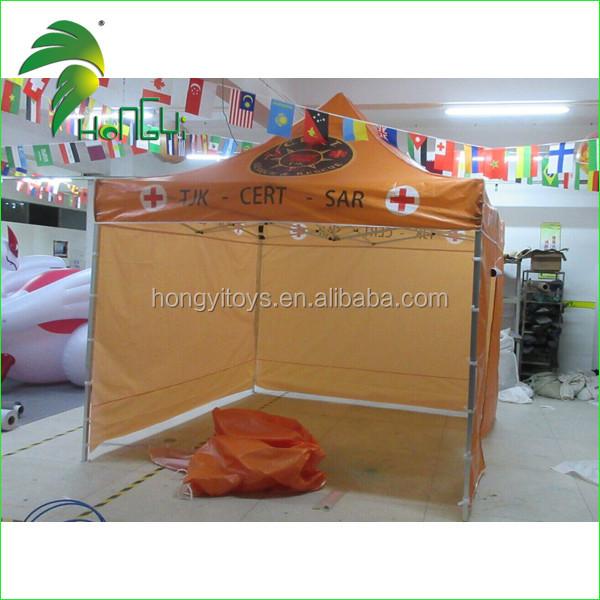 brown portable folding tent (3).jpg