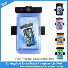 Mobile Phone Compass PVC Waterproof Case for Samsung Galaxy s4 mini