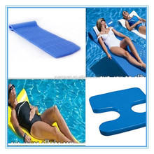 pantone colors water matsVinyl coated dipped Foam Pool Float Swimming Recreation Pool Lounge Water floating mat