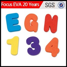 eva alphabet letters,eva 3d foam letter wholesale in china