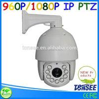 8 megapixel ip camera 2015 hot sale high quality CCTV Full HD 1080P High Speed Dome mini wireless IP camera PTZ