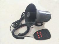 siren horn alarm horn electronic motor siren 12V / 24V DC