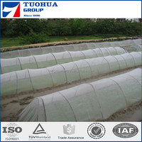 Agriculture Tunnel Greenhouses With Greenhouse Insect Net / agriculture insect proof netting