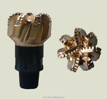Matrix body pdc bit/ 7 blades PDC drill bit for oil well drilling