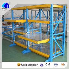 China Nanjing Jracking Warehouses Storage Quality Plastic Drawer Racking System
