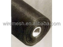 Factory! Hot sale Black Epoxy Coated Wire Mesh for auto filter