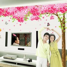 2015 hot sale transfer film Removable Family Love House Rules removable sticker vinyl wall stickers quote