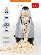 0.27L 1200W hot air electric popcorn maker Popcorn made by hot air circulationless calories