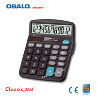 OS-837VC promotion gift big key calculator