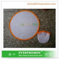 Cloth Customized Hollow Frisbee For Church