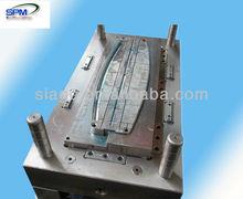 moldes de plástico componente electrónico SKD61 acero