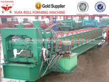 Hot in Europe Hydraulic press Roof Ridge Capping Roll Forming Machine