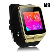 New fashion latest wrist watch mobile phone,smart watch phone