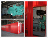 E.N Power supplier Soundproof type big power diesel generator 2500 kw