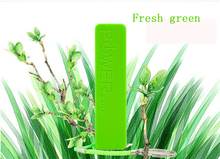 Hot sale power bank for gift , mobile phone perfume power bank 2600mAh with key chain