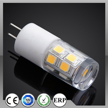 Best selling Ceramic 1.5W 150lm led g4 12v with TUV CE,RoHS,
