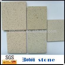 <BOTON STONE>Beige Quartz Stone/beige Engineered Quartz Stone Different Colors Choice