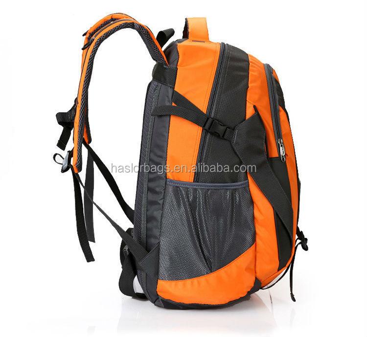 Nouveau style cuisse - capacité étanche sac à dos pour la randonnée