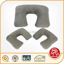 PVC Inflatable Travel Pillow, Folding Pillow