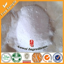 sodium hexametaphosphate applied to vegetable fat powder as stabilizer and coagulator