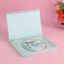 clamshell book elegant handmade paper dvd box