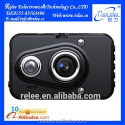 "New Full HD 1080P 2.7"" 120 degree lens video car camera recorder"