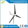 Newmeil 400w mini wind power generator with CE