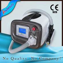 first -rateQ-switched ND yag laser machine+CE+1064nm,532nm for hospital ,beauty spa ,clinic