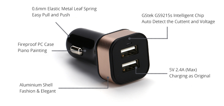 5v 4 8a 24w 10 colors usb car charger wiring diagram 65 30 30mm 12 rh alibaba com wiring diagram for electric car charger