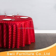new design table cover rose round doily cloth cover plastic table cover in china supplier