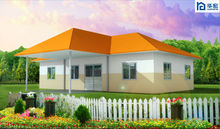 Long service life ISO Certification ready made big houses