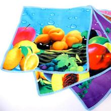 super cheap disposable printed kitchen towel wholesale