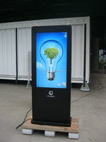 lcd monitor full outdoor 47inch advertising machine outdoor digital signage